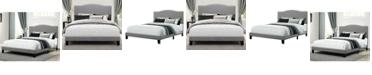Hillsdale Kiley Upholstered Full Bed