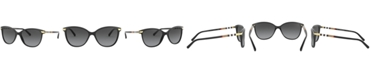 Burberry Polarized Sunglasses, BE4216 57