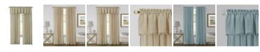 Achim Wallace Rod Pocket Window Curtain Panel, 52x84