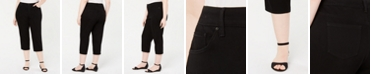 Charter Club Plus Size Capri Jeans, Created for Macy's