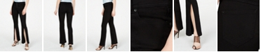 INC International Concepts I.N.C. Slit Flare-Leg Jeans, Created for Macy's