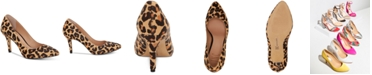 INC International Concepts I.N.C. Women's Zitah Pointed Toe Pumps, Created for Macy's