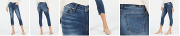 Kut from the Kloth Connie Step-Hem Cropped Jeans