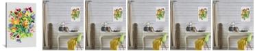 "iCanvas ""Autumn Bouquet"" By Kim Parker Gallery-Wrapped Canvas Print - 18"" x 12"" x 0.75"""