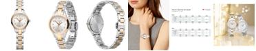 Victorinox Swiss Army Women's Alliance XS Two-Tone Stainless Steel Bracelet Watch 28mm