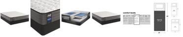 "Sealy Posturepedic Chase Pointe LTD 11"" Cushion Firm Mattress Set- Twin XL"