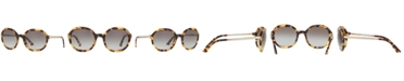 Prada Sunglasses, PR 09VS 56 HERITAGE