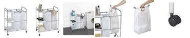 Wenko Arona Laundry Trolley