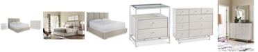Furniture Paradox Bedroom Furniture 3-Pc. Set (Queen Bed, Nightstand & Chest)