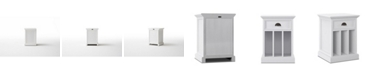 NovaSolo Bedside Table with dividers