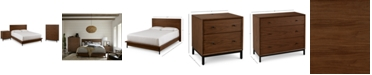 Furniture Oslo Bedroom Furniture, 3-Pc. Set (California King Bed, Nightstand & 3 Drawer Chest), Created for Macy's