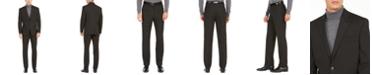 Club Room Men's Classic-Fit Micro-Check Suit