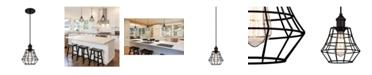 Westinghouse Lighting Nathaniel One-Light Indoor Mini Pendant