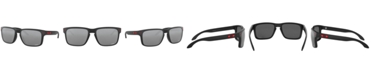 Oakley NFL Collection Sunglasses, Kansas City Chiefs OO9102 55 HOLBROOK
