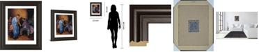 "Classy Art Jazz Trumpet Framed Print Wall Art, 22"" x 26"""