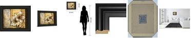 """Classy Art Exotic on Gold I by Patty Q Framed Print Wall Art, 22"""" x 26"""""""