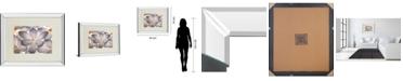 "Classy Art Petal Perfect by Assaf Frank Mirror Framed Print Wall Art, 34"" x 40"""
