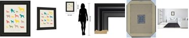 "Classy Art The Best in Show by Clara Wells Framed Print Wall Art, 22"" x 26"""