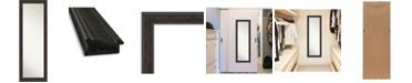 "Amanti Art Shipwreck on The Door Full Length Mirror, 18"" x 52"""
