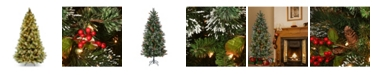 National Tree Company 6.5 ft. Wintry Pine R Medium Tree with Clear Lights