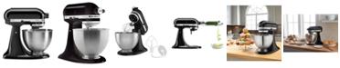KitchenAid Classic Series 4.5-Qt. Tilt-Head Stand Mixer K45SSOB