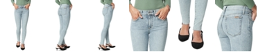 Joe's Jeans The Icon Cut-Hem Ankle Jeans