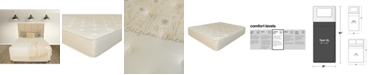 """Paramount Nature's Spa by Serenity 14"""" Cushion Firm Mattress- Twin XL"""