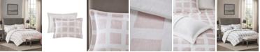 Madison Park Mae Plush 3-Piece King Comforter Set