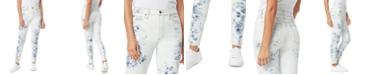 Joe's Jeans Bella Printed Skinny Ankle Jeans