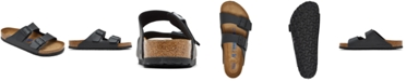 Birkenstock Men's Arizona Birko-Flor Soft Footbed Casual Sandals from Finish Line