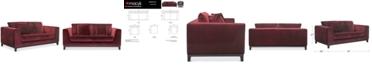 "Furniture Trentley 74"" Fabric Loveseat"
