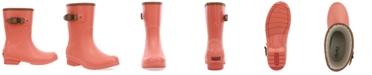 Chooka Women's City Solid Mid-Calf Rain boot