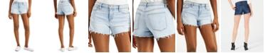 Hudson Jeans Gemma Cutoff Denim Shorts