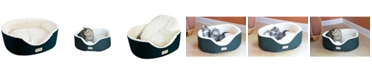 Armarkat Cat Bed Oval Pet Cuddle House