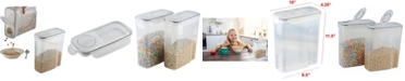 HomeIT 2 Pack Cereal Container