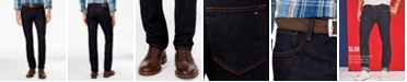 Tommy Hilfiger Men's Slim-Fit Stretch Jeans, Created for Macy's
