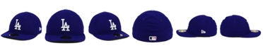 New Era Los Angeles Dodgers Low Profile AC Performance 59FIFTY Cap