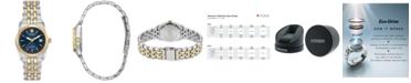 Citizen Women's Eco-Drive Two-Tone Stainless Steel Bracelet Watch 28mm EW2294-53L