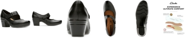 Clarks Collection Women's Emslie Lulin Mary Jane Pumps