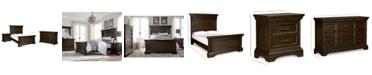 Furniture Closeout! Carlisle Panel Bedroom Furniture, 3-Pc. Set (King Bed, Dresser & Nightstand)