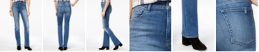 M1858 Marly Ripped High-Rise Bootcut Jeans, Created for Macy's
