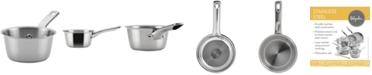 Ayesha Curry 1-Qt. Stainless Steel Saucepan