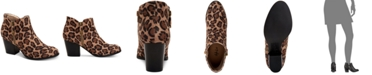 Style & Co Masrinaa Ankle Booties, Created for Macy's