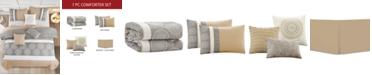 Hallmart Collectibles Tindo 7-Pc. Comforter Sets