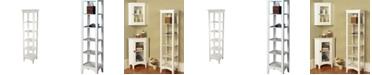 Elegant Home Fashions Madison Linen Tower