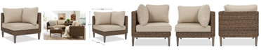 Furniture CLOSEOUT! La Palma Outdoor Corner Sectional, Created for Macy's