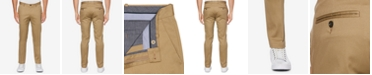 Perry Ellis Men's Big & Tall Slim-Fit Performance Stretch Wrinkle-Resistant Stain-Repellent Chinos