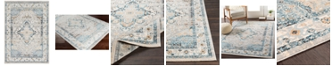 Surya Notting Hill NHL-2310 Light Gray 2' x 3' Area Rug