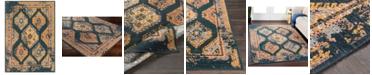 Surya Trailblazer TZR-1007 Saffron 8' x 11' Area Rug