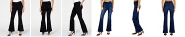 INC International Concepts INC Pull-On Flare Jeans, Created for Macy's
